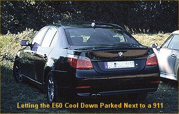 [The New BMW E60 5-series]