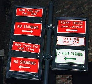 Garageboy On The Art Of Finding A Parking Space In The Big Apple