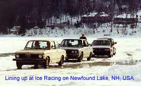 [A BMW Ice Racing Photo]