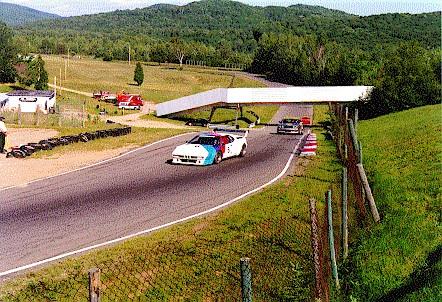 [BMW CCA Club Race]